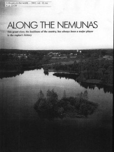 Along the Nemunas